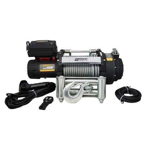Лебедка за пътна помощ К18000EXTREME PRO lb Powerwinch - 8182 kg