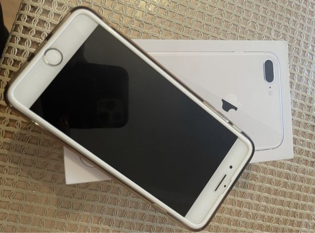 В РАССРОЧКУ Apple iPhone 8 Plus 64GB White Белый цвет