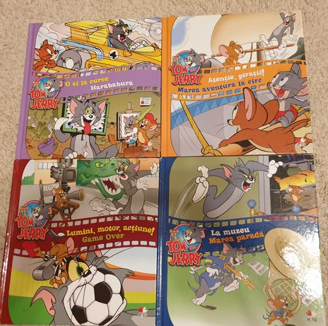 Vând cărți pt copii