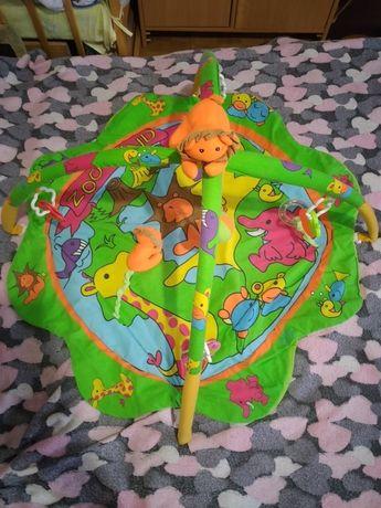 Продам детский развивающий коврик