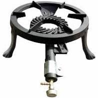 Arzator GPL rotund, pirostrie din fonta, diametru 32cm, Gospodarul pro