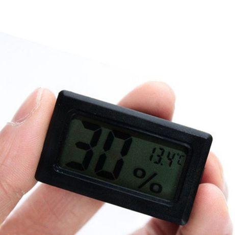 Дигитален термометър и влагомер без външна сонда