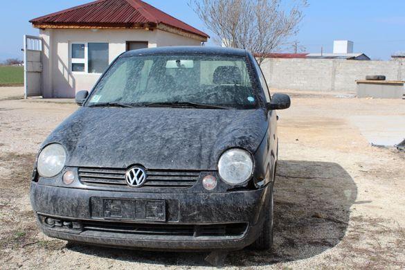 VW Lupo 1,0 Benzin 2000 и 1,4 16v