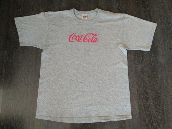 мъжка тениска Coca-Cola, размер L