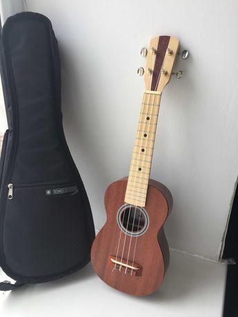 Укулеле сопрано. Гавайскай гитара. Гитара для детей и взрослых