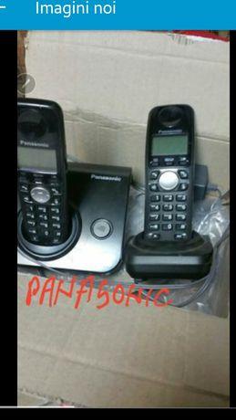 Telefoane fixe cu şi fără fir Panasonic,Alcatel,Atlastel- vedeţi FOTO