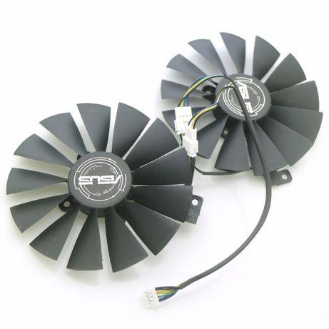 Вентилатор за видео карта ASUS ROG STRIX 1050 1050ti rx470 rx570 rx580
