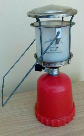Газова къмпинг лампа