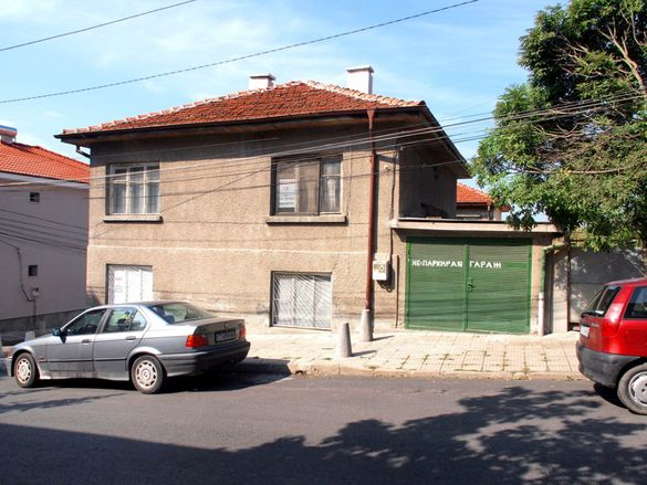 Продавам къща в центъра на Хасково
