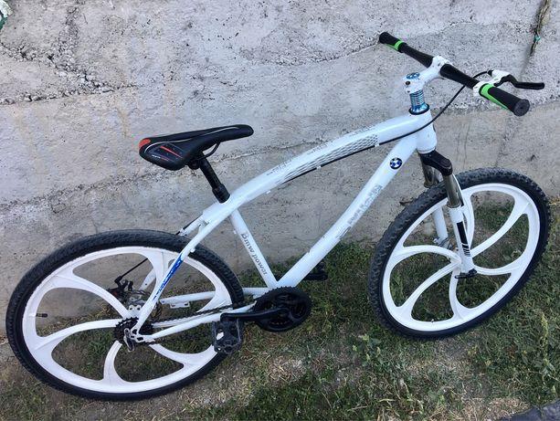 BMW Велосипед +Подарок