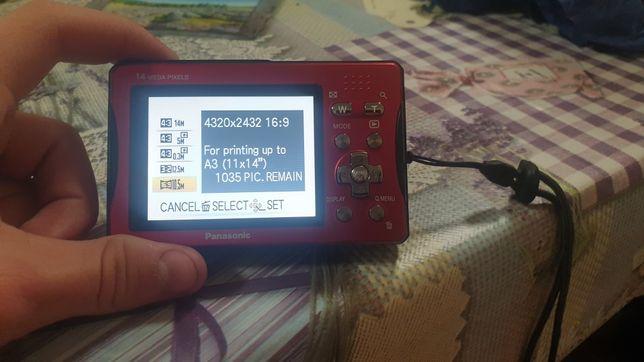 Aparat foto/video Panasonic Lumix