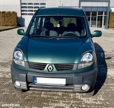 Renault Kangoo Renault Kangoo 4X4