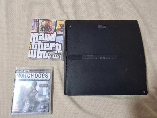 PS 3 negru impecabil