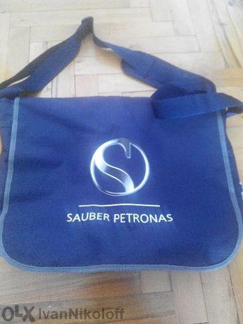 Чанта за лаптоп на Заубер Ф1, оригинална.