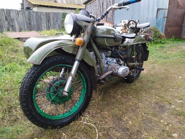 Продам Урал мотоцикл