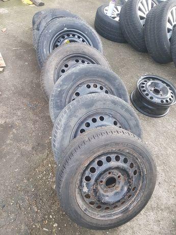 Джанти 4бр 5х110 от резервни гуми както и джанти на бройка