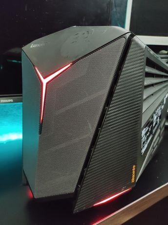 Игровой компьютер Lenovo Legion Y720 Cube +монитор, клавиатура и мышка