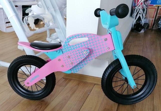 Bicicleta fara pedale Toyz ENDURO Roz