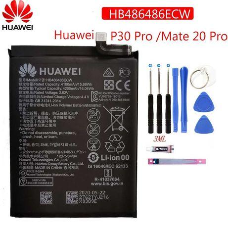 Батерия за Huawei Mate 20 pro, Huawei P30 pro - HB486486ECW
