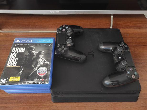 Sony Playstation, PS4 на 500гб