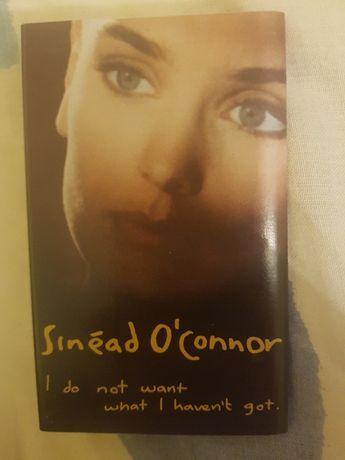 Sinead o 'Connor- I do not want what I haven't got.- caseta album nou