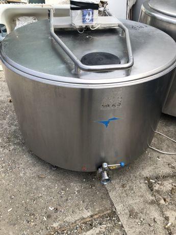 Tanc Racitor lapte de la 200 800 litri cu garanție un an