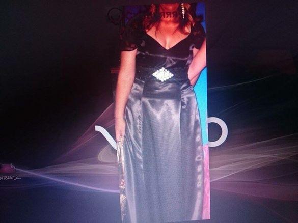 дамска рокля xxl