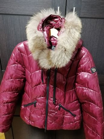 Продавам зимно яке с гъши пух. Размер XL, много топло яке.
