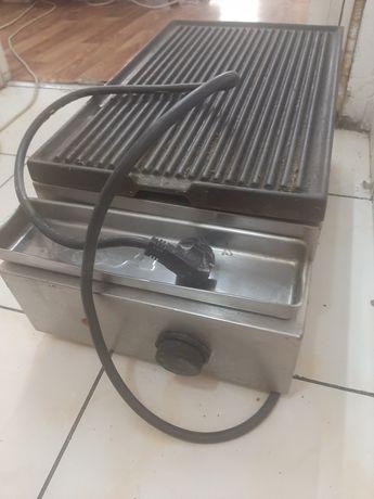 Продам электрическую плиту-гриль