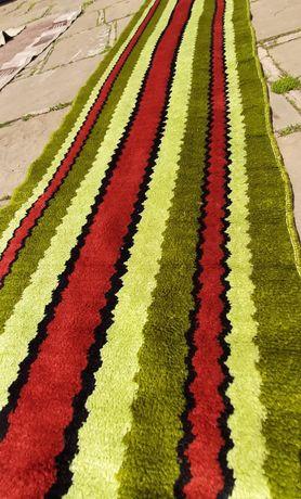 350см./65см.Гръцка, красива пътека(килим) с ресни 0043