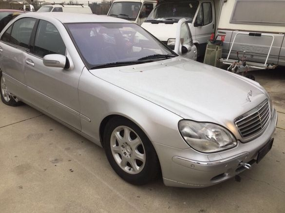 НА ЧАСТИ! Mercedes-Benz S500 W220, Мерцедес Бенц С500 306 кс=
