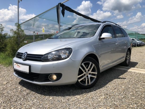 Vw Golf 6 20TDI 140cp Posibilitate Rate ~Cash~Buy Back