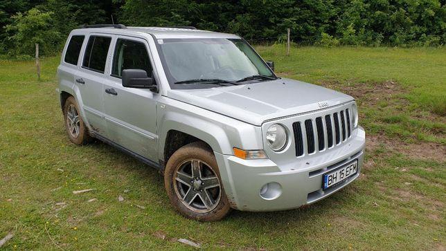 Jeep PATRIOT, mai bun decat un duster 4x4