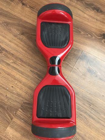 Hoverboard freewheel junior rosu