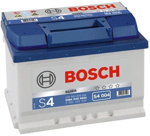 Baterie auto Bosch 60 Ah - livrare gratuita in Bacau !
