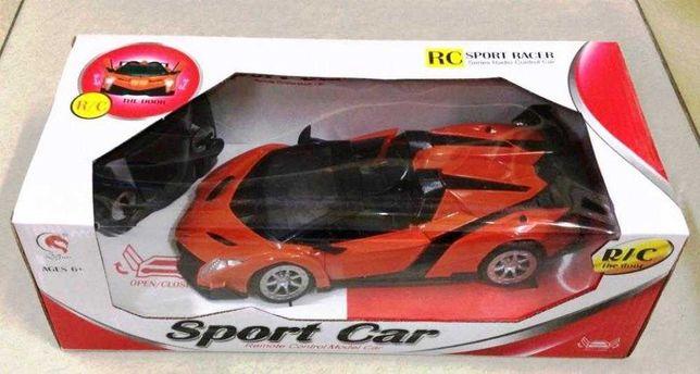 Машинка модель Lamborghini на радиоуправлении из серии sport car 1:16