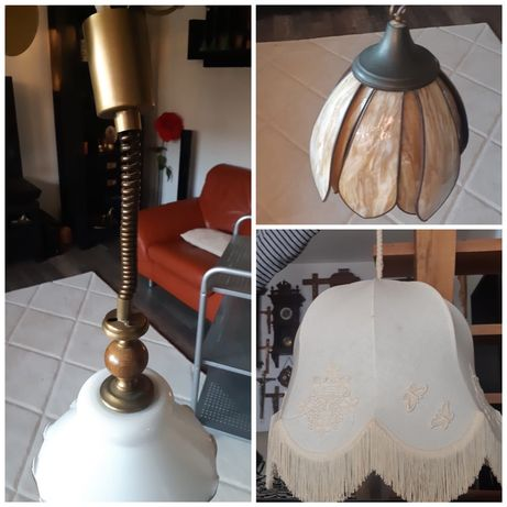 Candelabre / lampi sufragerie vechi