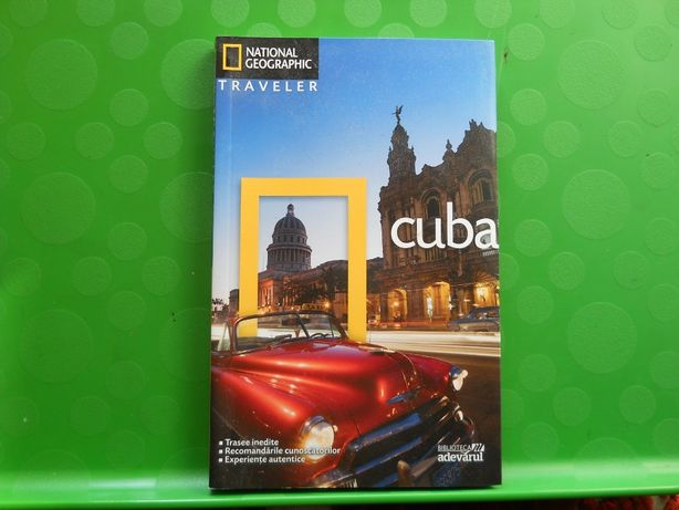 Ghid Turistic CUBA-National Geographic