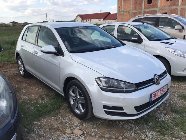 VW Golf 7, 2013, 1.6d NOU 90 mii km