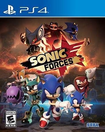 Новая игра SONIC Force [PS4] магазин GAMEtop \ возможен обмен