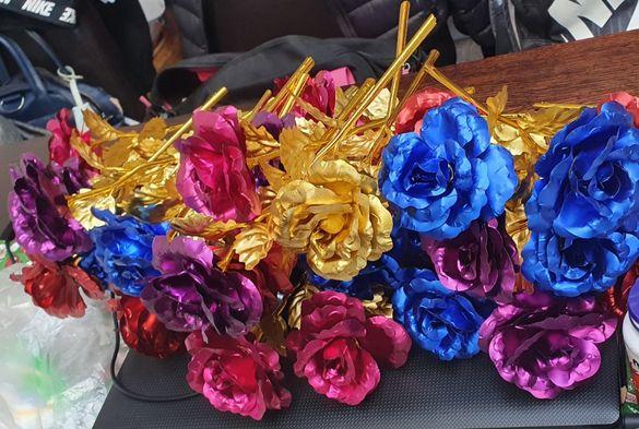 24к Рози-вечен и специален подарък за любим човек
