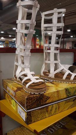 Sandale Club Piele gladiator