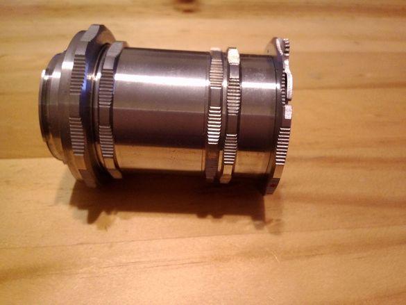 Комплект удължителни пръстени за макрофотография