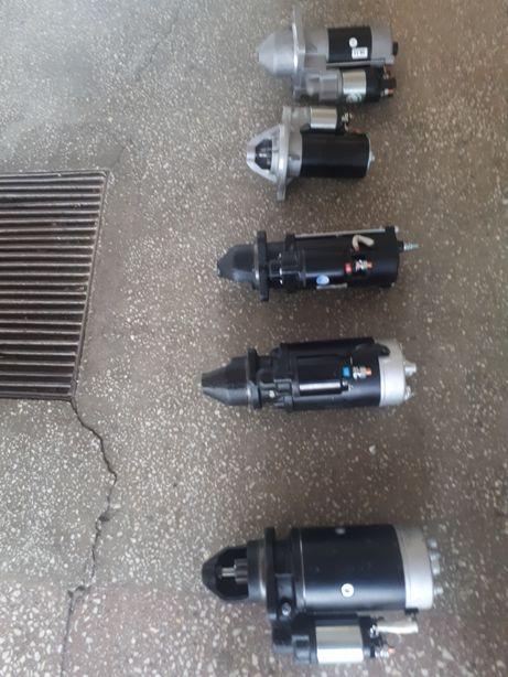 Electromotor buldoexcavator.incarcator.stivuitor KRAMER