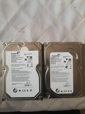 Жёсткий диск 1tb 500gb