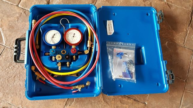 Baterie Manometru de inalta precizie Blondelle