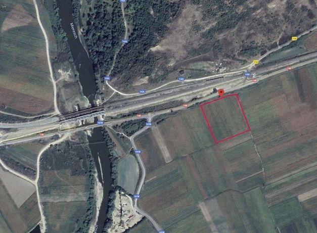 Teren construibil Mihalt (17 km departare de Alba Iulia)