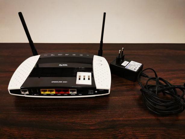 Router wireless Zyxel Speedlink 5501