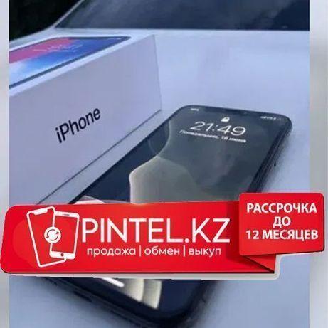 APPLE IPHONE X, 64gb GOLD, айфон Х, 10 64гб черный.