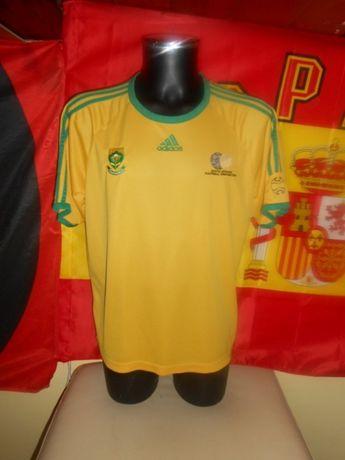 tricou south africa adidas marimea L/XL original